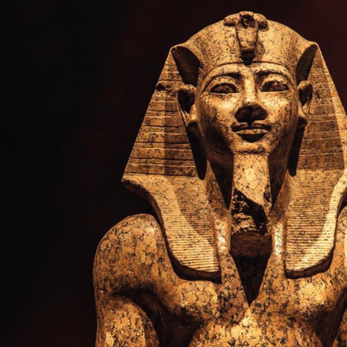 anecdotes histoire de l'égypte antique