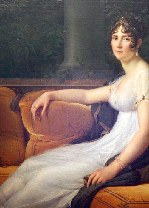 Joséphine de Beauharnais taille et dents