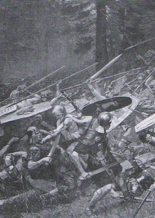 Varus, rends-moi mes légions : conclusion de la bataille de Teutobourg