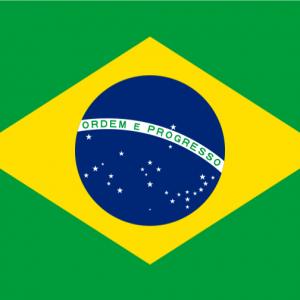 Devise drapeau du Brésil