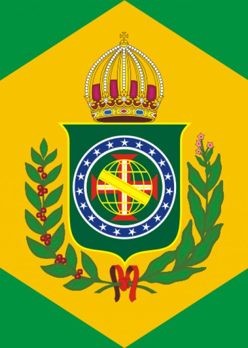origine du drapeau du Brésil