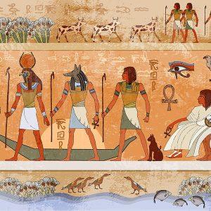 hiéroglyphes Egypte antique