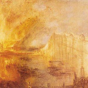 Peinture de Turner au XIXème siècle