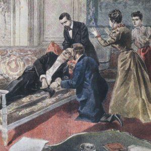 mort de Félix Faure